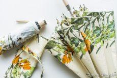 【MOONBAT】花のパラソルが発売となりました