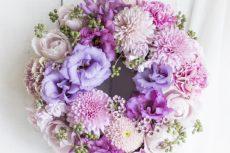【 Flower Photo in December 】Wreath