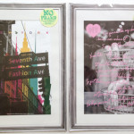 Yoko Takeuchi × Oilshock designs